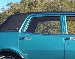 HK Sedan or KTG Wagon RR Top Door Mould