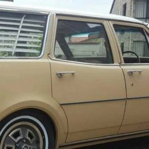 HK Sedan or KTG Wagon RR Top Door Mould