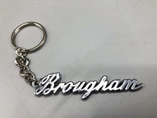 Brougham Keyring