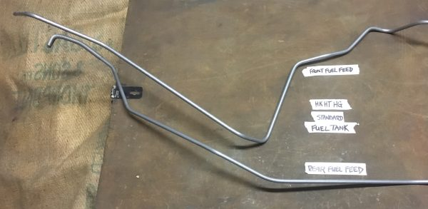 Front Fuel Feed Pipe all HK HT HG