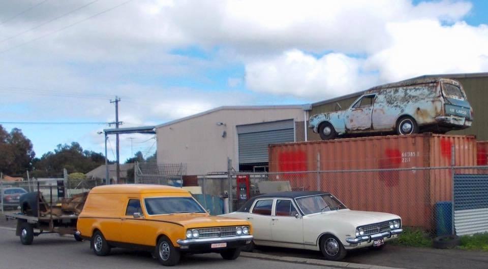 HG Panelvan – South African HK Premier
