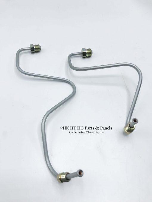 Disc Brake Master Cylinder Pipes late HG