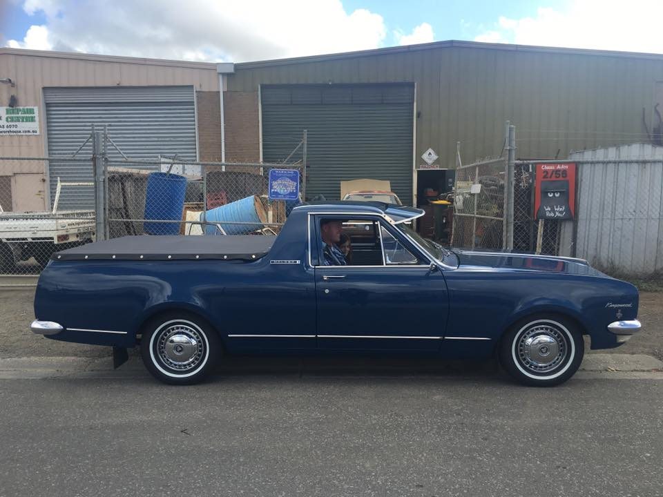 HK Kingswood Ute