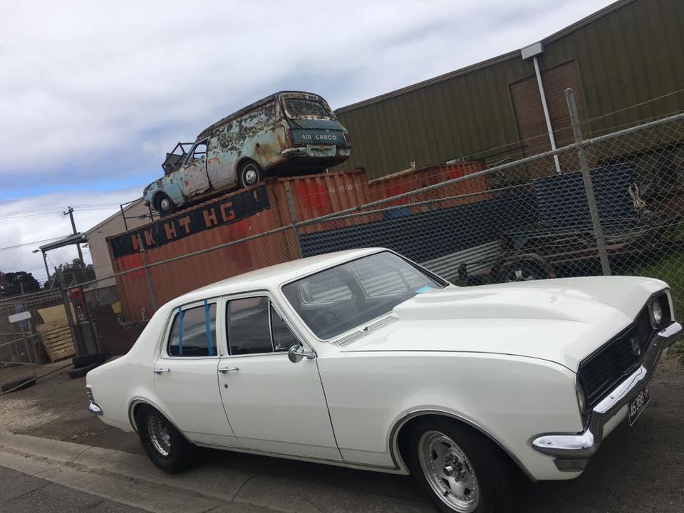 HT Kingswood Sedan