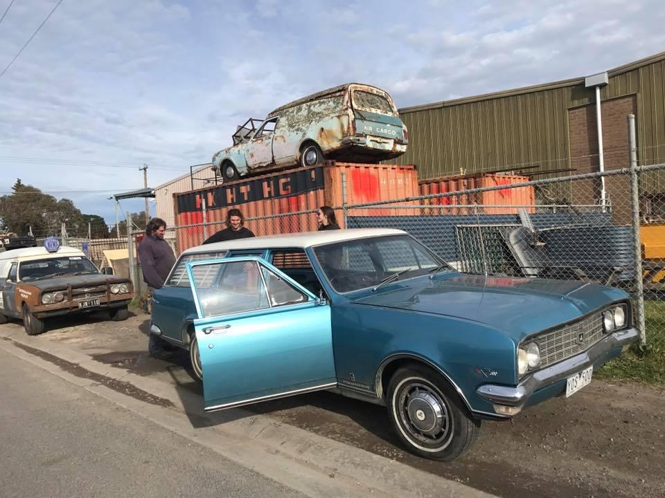 HT Premier Wagon