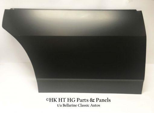HK HT HG Right Rear Door skin Half