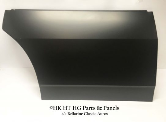 HK HT HG Right Rear Door skin Half