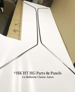 HK HT HG Sedan Gutter Mould Set