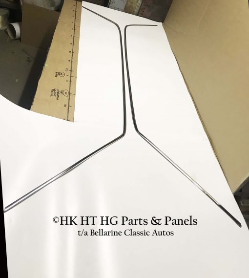 HK HT HG Sedan Gutter Mould Set