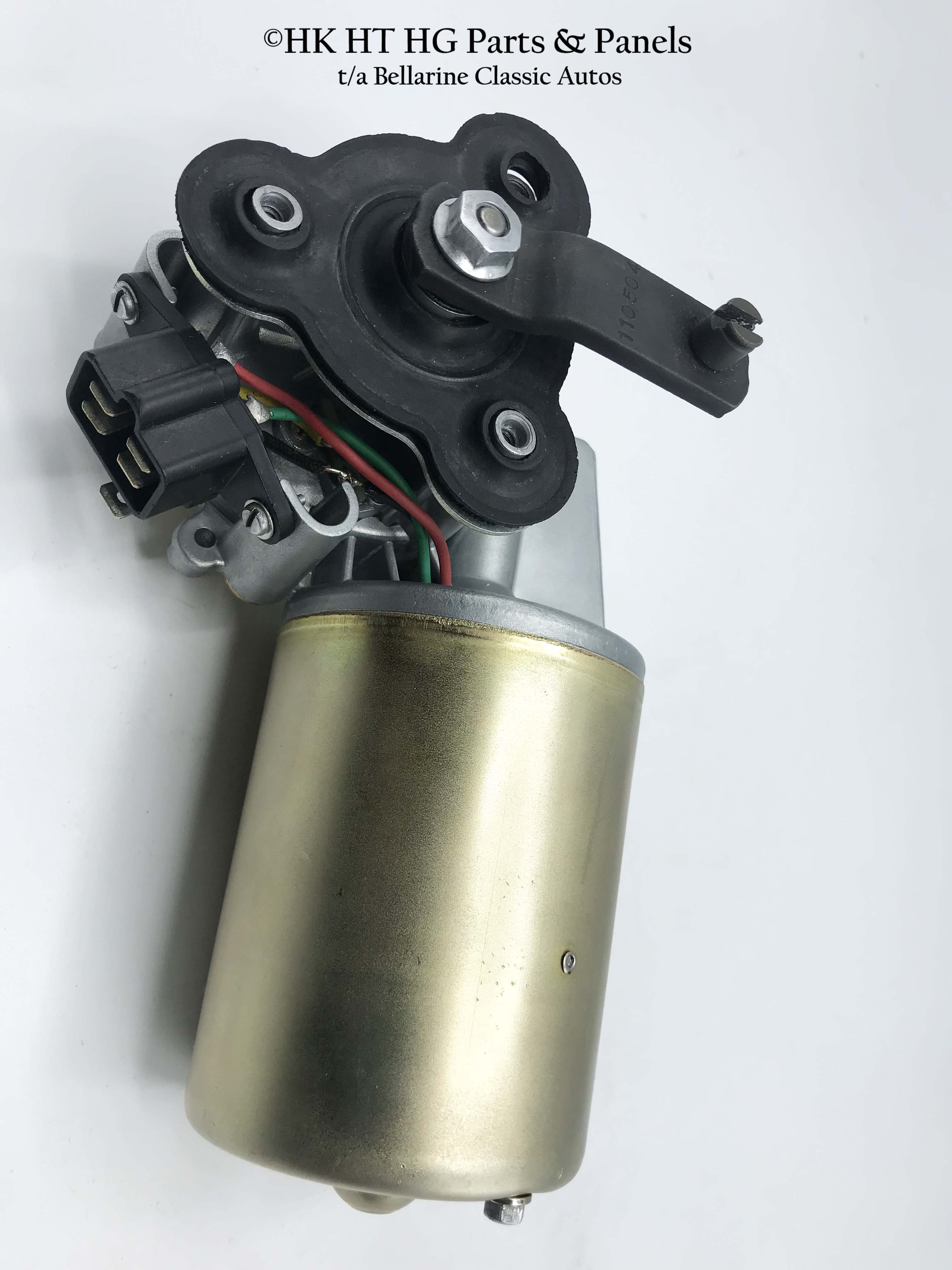 Hk Preslite Wiper Motor Assembly Part No 7432407 Fully Reconditioned