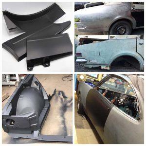 Panels & Repair Sections