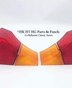 HK Holden Tail light lens Set