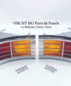 HK GTS Monaro Premier Tail light bezel lens Set