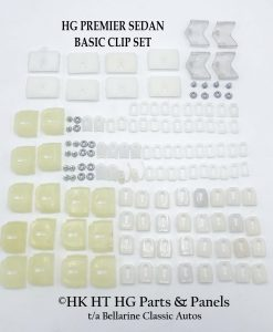 HG Premier Sedan Mould Clip Set Basic