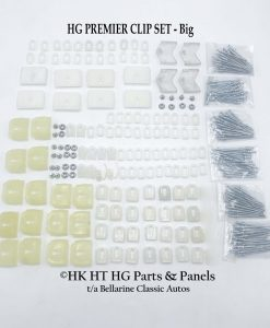HG Premier Sedan Moulding Clip Set - Medium