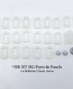 HK HT HG Bonnet and eye brow clip set
