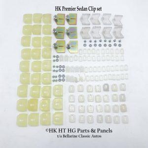 HK Premier Sedan Moulding Clip Basic