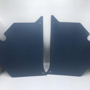 Twilight Blue Kick Panels