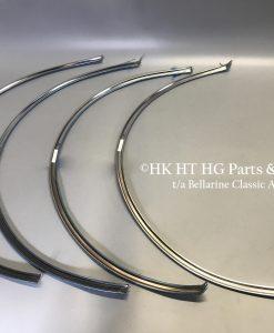 HT GTS Monaro Wheel Arch Mould set 1