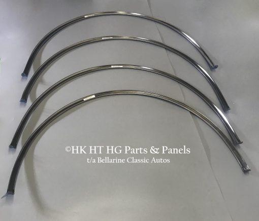 HK GTS Monaro Wheel arch mould set