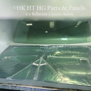 HT HG Premier or Brougham Toughened Glass Set Green Tint