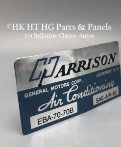 Harrison Air Con Decal
