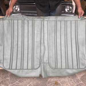 HK Kingswood Wagon rear top Onyx green