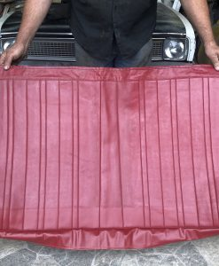HK Wagon Rear Top in Goya Red