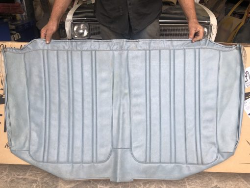 HK Wagon rear Bench Top cover in Jacana Blue