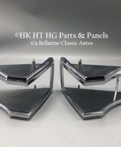 NOS HK Belmont Tail Light Surrounds