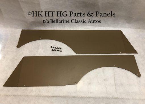 HK Buckskin Beige Wagon Cargo Panels
