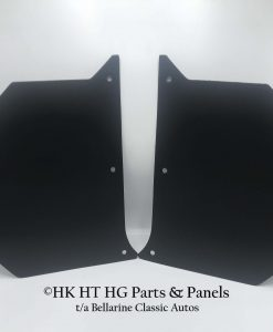 KTG Black Kick Panels