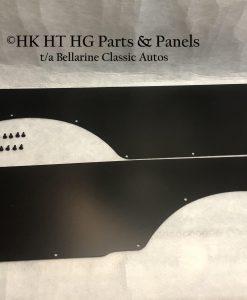 KTG Black Wagon Cargo Panels