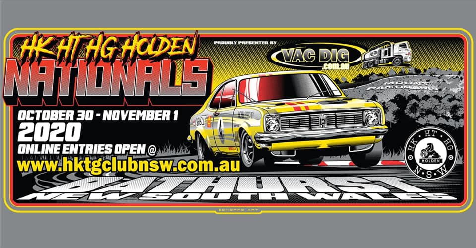 KTG Nationals Bathurst 2020