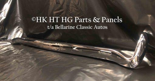 Bumper Rear HK HT HG