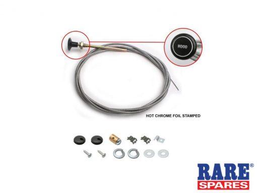 Holden Bonnet Cable Kit HK HT HG