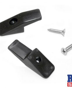 Holden Coat Hanger Hook Kit HK - HQ Black