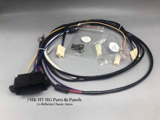 Late HK 327 HT HG 350 Engine Wiring Loom