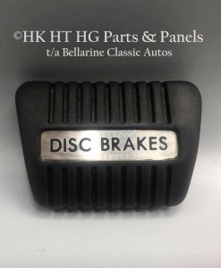 Manual Disc Brake Pedal Pad