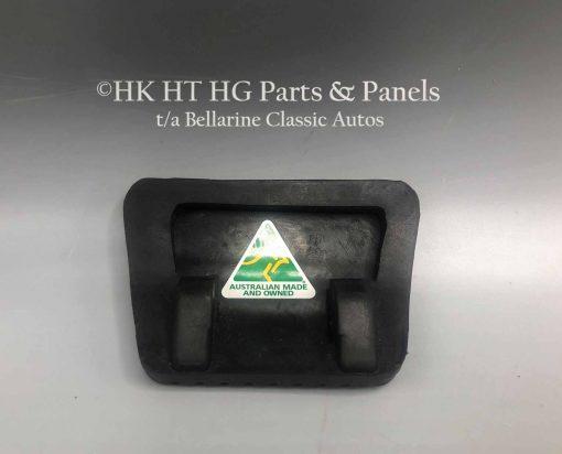 Manual Disc Brake Pedal Pad