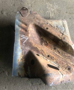 CHUNK 38. RH Bulkhead to Subframe Section