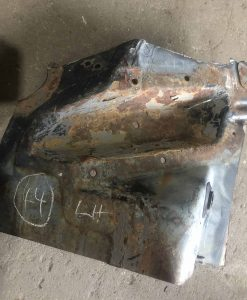 CHUNK 44. LH Bulkhead to Subframe Section