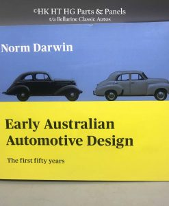 Early Australian Automotive Design