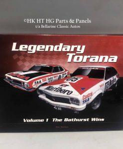 Legendary Torana the Bathurst wins
