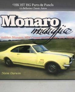 Monaro Magic