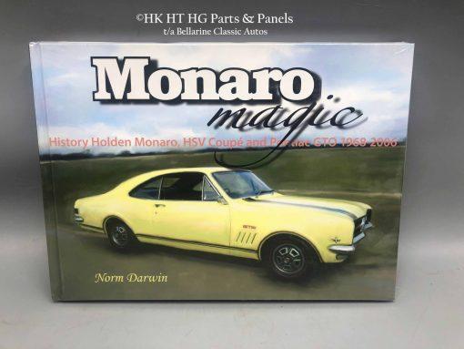 Monaro Magic
