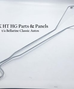 HT HG 10 Bolt Diff Pipes with Tramp Rods