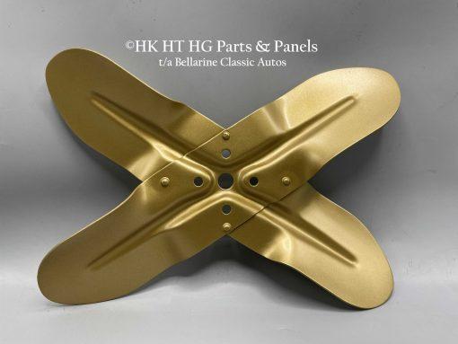 186S Gold Engine Fan HK HT